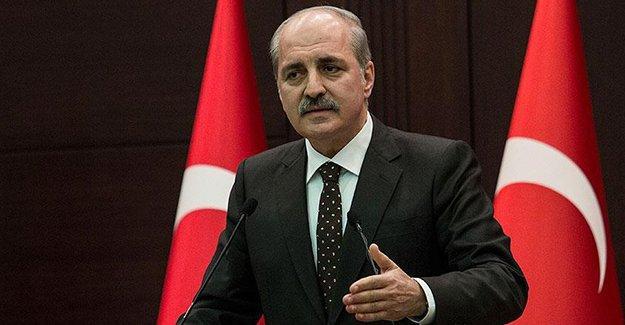 Başbakan yardımcısı Kurtulmuş, ne tür bir yayıncılığı 'desteklediklerini' açıkladı!