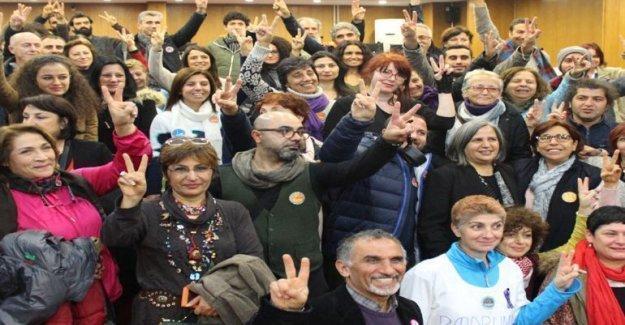 Bodrum'dan Diyarbakır'a gelen barış yürüyüşçülerinden 5 kişi gözaltına alındı