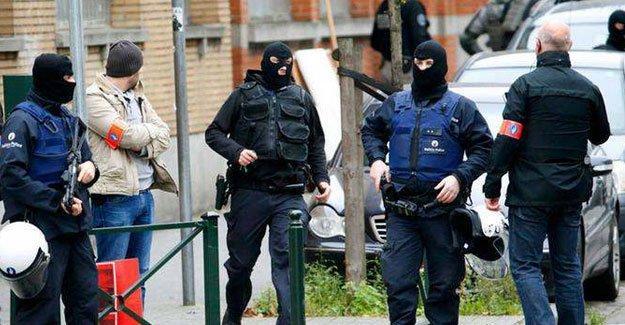 Brüksel'de IŞİD operasyonu: 5 gözaltı