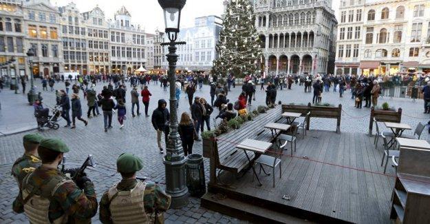 Brüksel'de yılbaşı kutlamaları iptal edildi