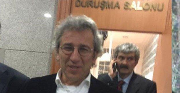 Can Dündar'a 'tekzip yayınlamama' davasında beraat