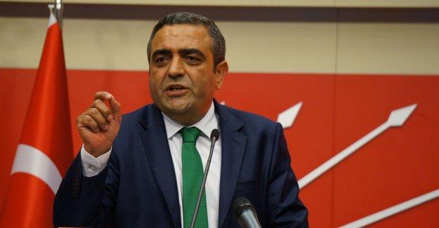 CHP'li Tanrıkulu: 'Biz sizden vazgeçtik' diyorlarsa; açık açık söylesinler