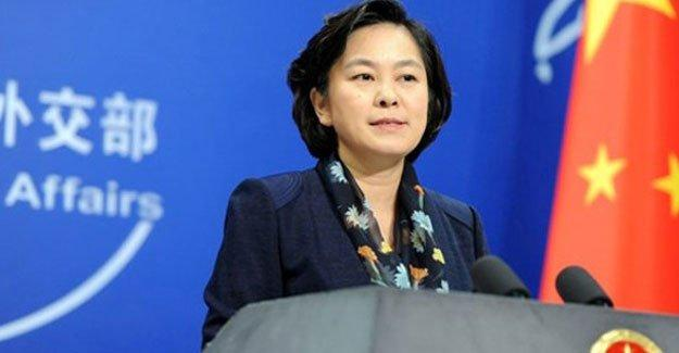 Çin'den 'Musul' açıklaması
