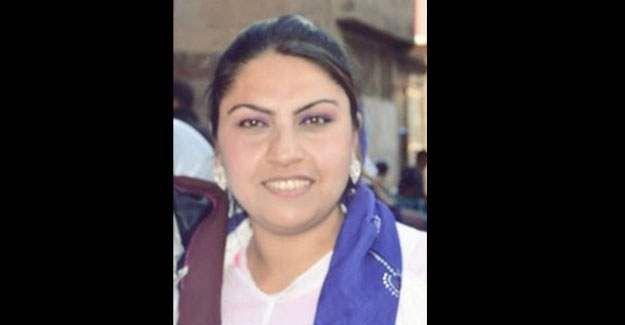 Cizre'de karnında vurulan Güler bebeğini kaybetti