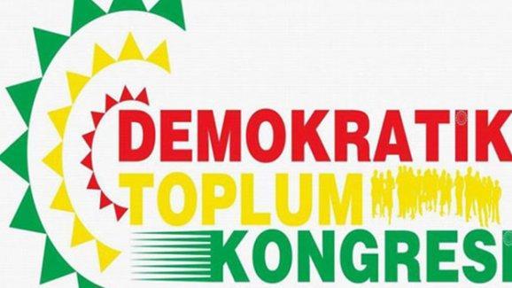 DTK: Zulme karşı ses verin