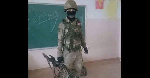 Eğitim Sen Cizre Temsilcisi Tetik:  Boşalttıkları okullara askerleri yerleştirdiler