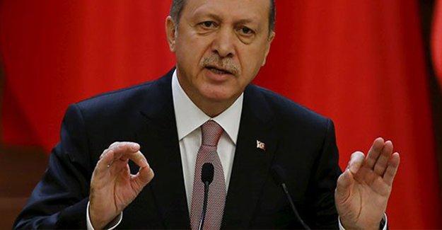 Erdoğan: İftira