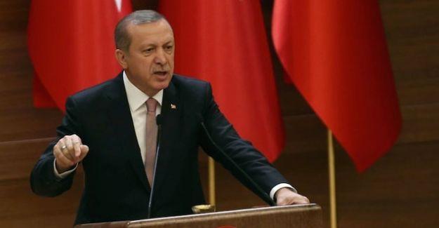 Erdoğan: Hitler Almanya'sında üniter başkanlık sistemi var