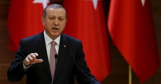 Erdoğan'dan yeni yıl mesajı: Operasyonlara devam