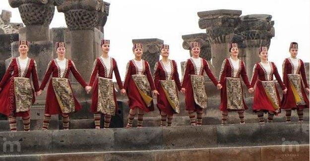 Ermeni  'Koçari' dansı UNESCO Kültür Mirası listesine dahil edilebilir