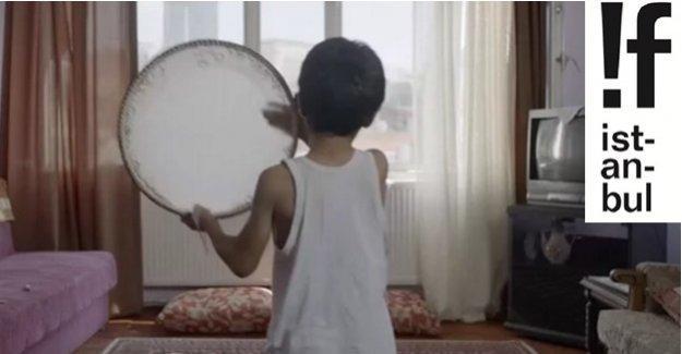 !f istanbul, 'sokağa çıkma yasağı'yla ilgili kısa filmi festival başlamadan yayımladı