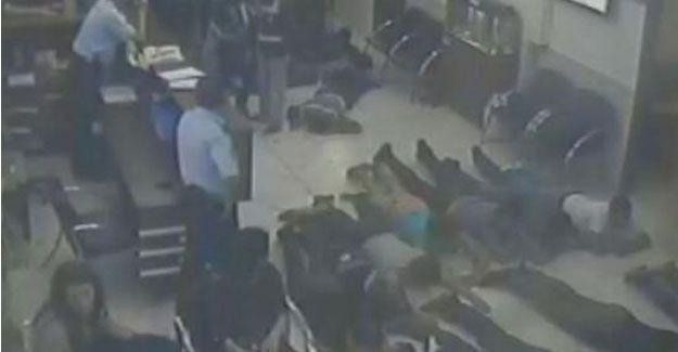Gezi eylemcilerine polis işkencesinin görüntüleri ortaya çıktı