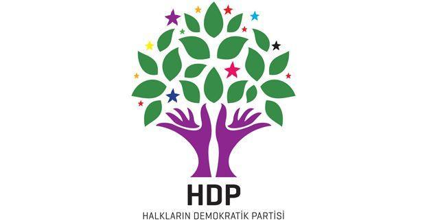 HDP: AKP'ye karşı halkımızın yükselttiği direnişin yanındayız