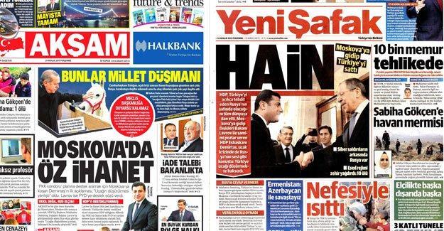 HDP: Çamur medyasının nefret yayınlarını kınıyoruz