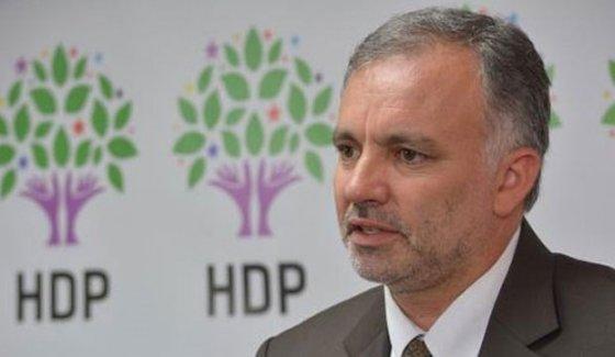 HDP'li Ayhan Bilgen'den Erdoğan'a: Kütüphanede poz vermeye benzemez