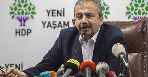 HDP'li Önder: Ülkenin yarısına savaş açmışken başkanlık konuşamazsınız