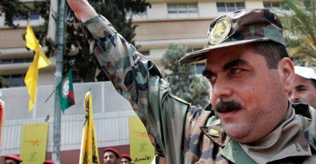 Hizbullah komutanı öldürüldü
