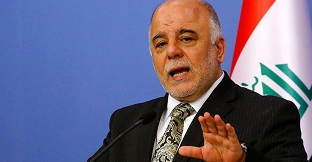 İbadi: Türkiye, ABD'ye Irak'tan askerlerini çekeceğini söyledi