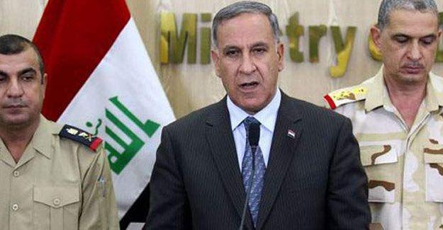 Irak Savunma Bakanı'ndan Çavuşoğlu'na yanıt