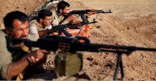 IŞİD Musul'da peşmergeye saldırdı
