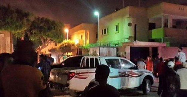 İspanya Büyükelçiliği'ne bombalı saldırı