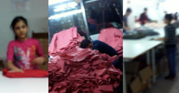 İstanbul'da Bir Tekstil Atölyesinde Suriyeli İşçilerle Bir Gün