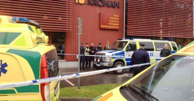İsveç'te okula bıçaklı baskın