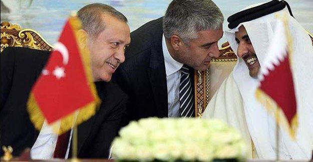 Katar'la Türkiye arasında doğalgaz ve vize anlaşması