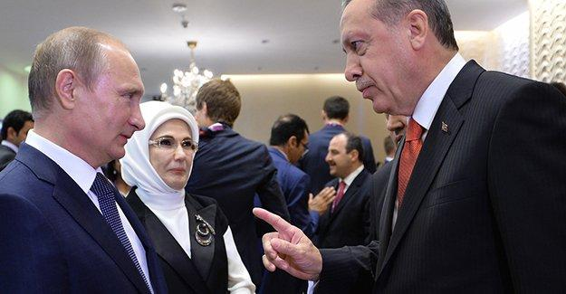 Kremlin: Erdoğan-Putin görüşmesi gerçekleşmeyecek