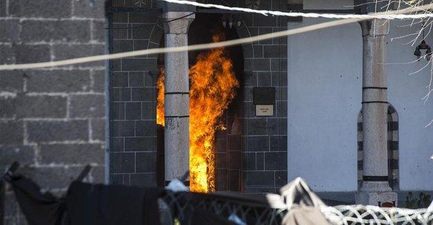Kurşunlu Camii'nde çıkan yangından kim sorumlu?