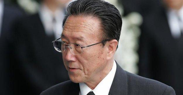 Kuzey Kore'nin Güney Kore sorumlusu öldü