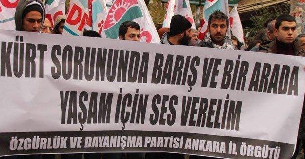 ÖDP: Kürt illerindeki kuşatmayı kaldırın