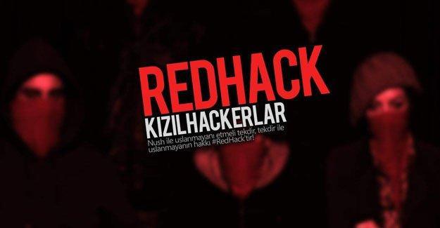 Redhack: Sadece DDoS saldırısı değil, sistemlerine sızdık