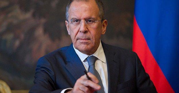 Lavrov: Cenevre'ye PYD'nin katılmaması büyük hata olur