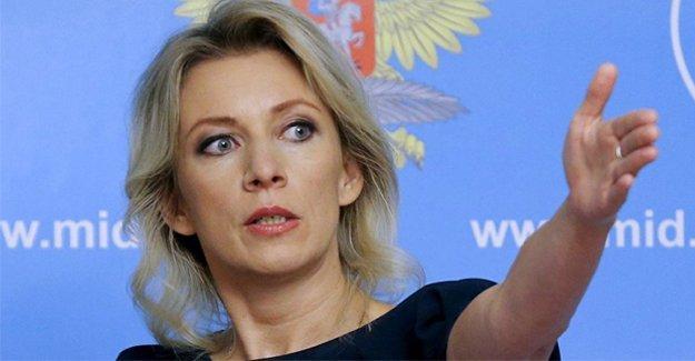 Rusya: Davutoğlu'nun sözleri gülünç