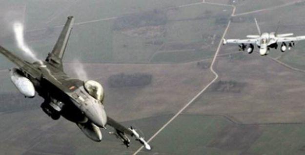 Rusya IŞİD'in yakıt tankerlerini vurdu