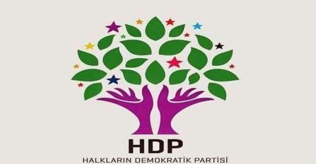 Silopi'de HDP binasına baskın