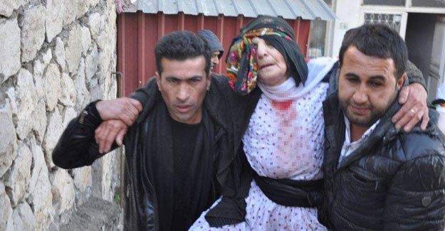 Şırnak'ta yürüyüşe polis saldırdı