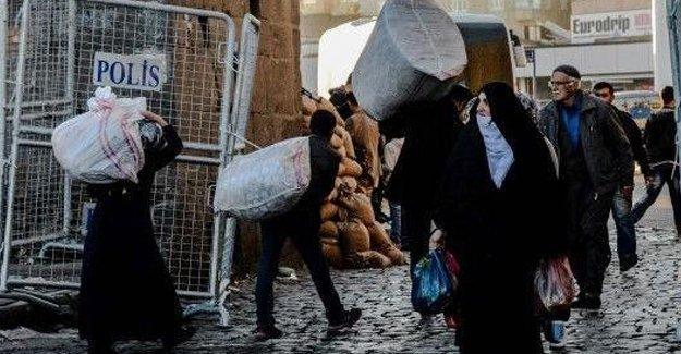 Sur halkı: Burası Kıbrıs - Rum sınırı değil, Dağkapı Dörtyol
