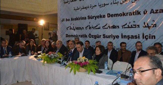 Suriye'de halkların meclisi
