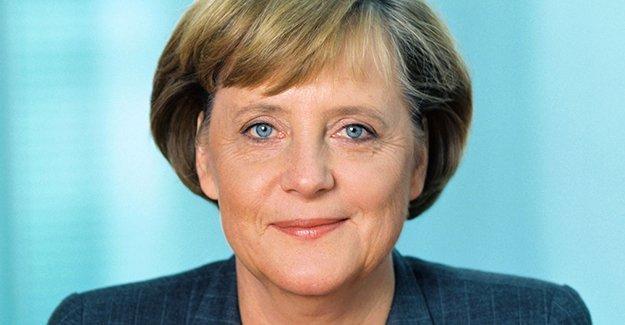 Time dergisi Merkel'i 'Yılın Kişisi' seçti