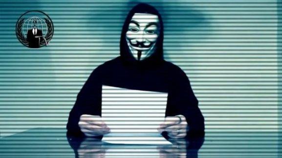 Türkiye'deki siber saldırıları Anonymous üstlendi