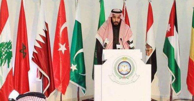 Türkiye: İslam ittifakı için askeri güç kurulmayacak