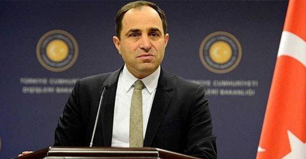 Türkiye'den, Rusya'nın barış çağrısına yanıt