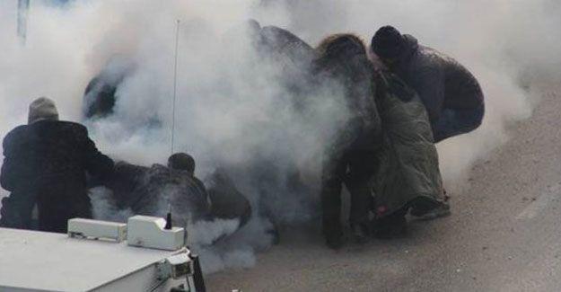 Van'da polis saldırısı: Çok sayıda yaralı var