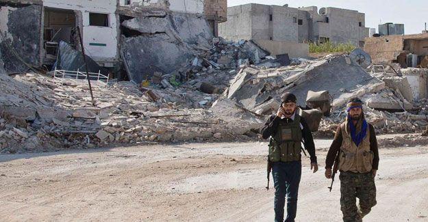 YPG, Fırat'ın ötesine geçti