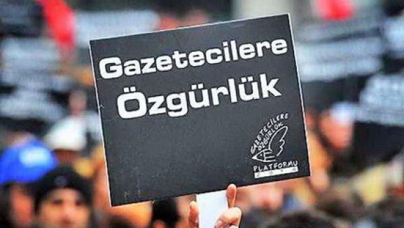 31 gazeteci yeni yıla cezaevinde girdi