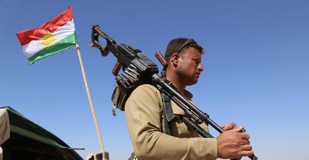 Almanya medyası: Peşmergeye giden silahlar karaborsaya düştü