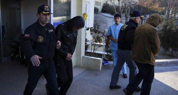 Ankara'da yakalanan 2 canlı bomba tutuklandı
