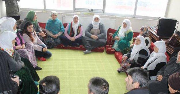 Barış anneleri açlık grevine başladı: Erdoğan başlattığı savaşa son versin